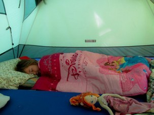 Backyard Camping With Your Kids