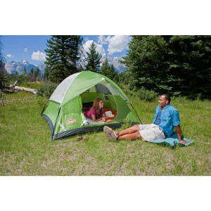 Comfortable 3-Person Coleman Sundome Dome Tent  sc 1 st  Hillary Tent & Grand Manan 9 u2013 An Ideal Tent For Small Groups -