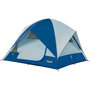 sc 1 st  Hillary Tent & The Eureka Sunrise 11 Easily Fits 5-6 People