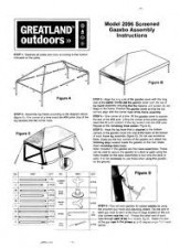 Greatland Outdoors Tent Instructions