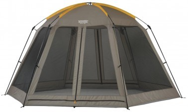 More Than A Tent u2013 Wenzel Biscayne 12×14 Screen House  sc 1 st  Hillary Tent & Greatland Tents: Necessity for Outdoors