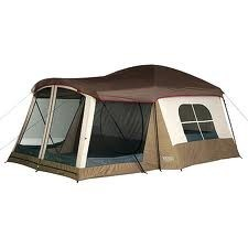 Wenzel Klondike Tents  sc 1 st  Hillary Tent & The Eureka Sunrise 11 Easily Fits 5-6 People