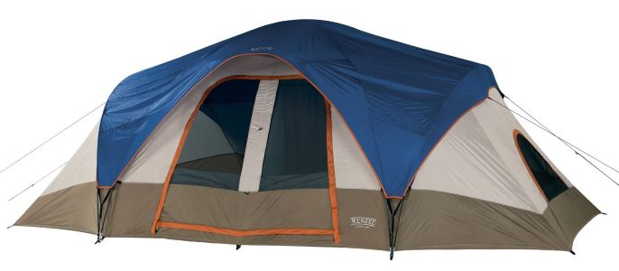 9 Person Wenzel Great Basin Dome Tent  sc 1 st  Hillary Tent & Hillary Dome Tents: The Background