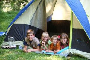 10 Great Tips For Camping With Kids