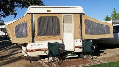 Coleman tent trailers: Mobile homes for adventurers