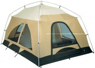 Family Sized Eureka Titan Tent
