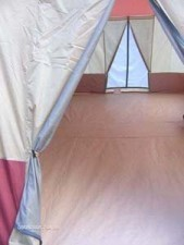 Giant Sized Tent – 3 Full Room Family Tent