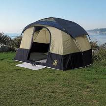 Hillary Dome Tents: The Background