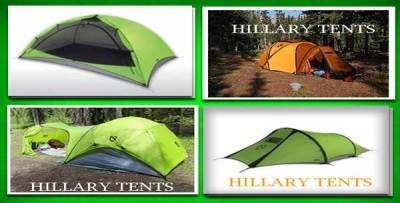 Welcome to Family Camping Fun Feat. Hillary Tent