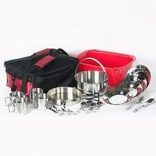 Wenzel Cookware for Outdoors and Camping
